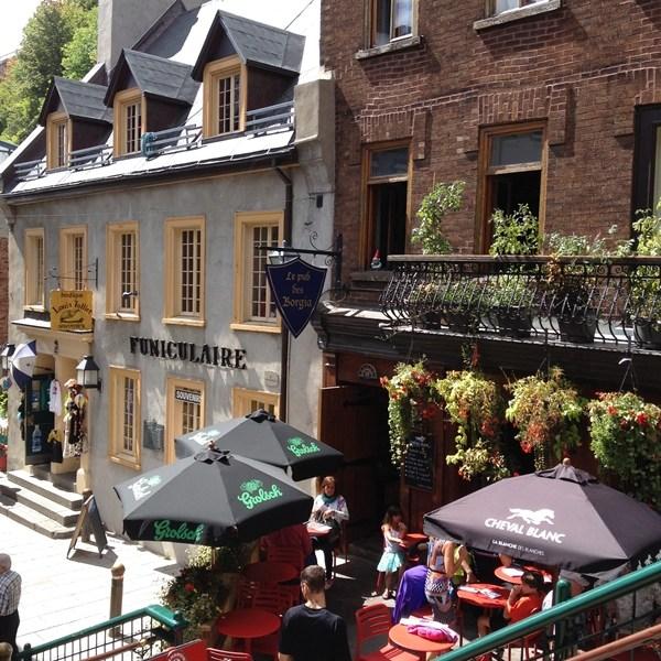 Quebec Canada Architecture