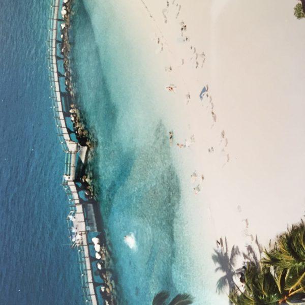 Touring Paradise island in the bahamas