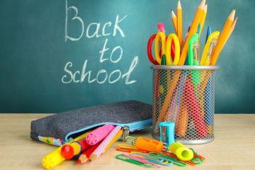 Voorbereiding eerste schoolweek