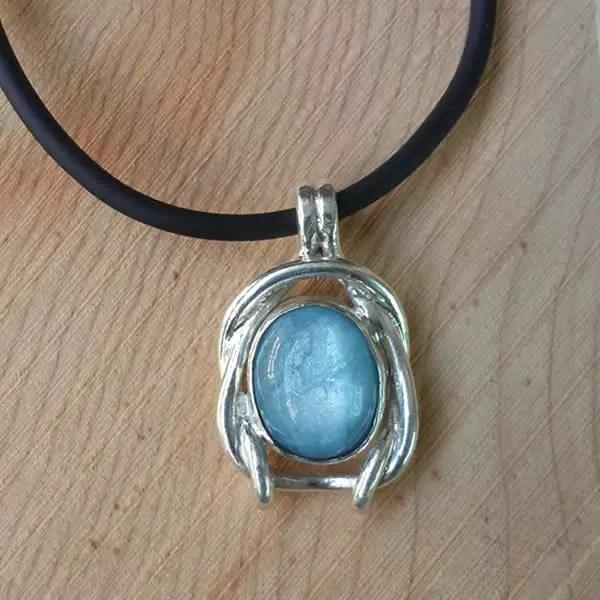 藍盈盈│銀飾項鍊