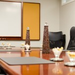 Conference rooms are available
