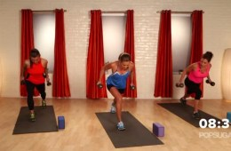 thigh and tricep toning 10 minute workout