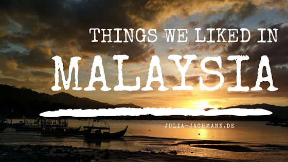 things we liked in (2)