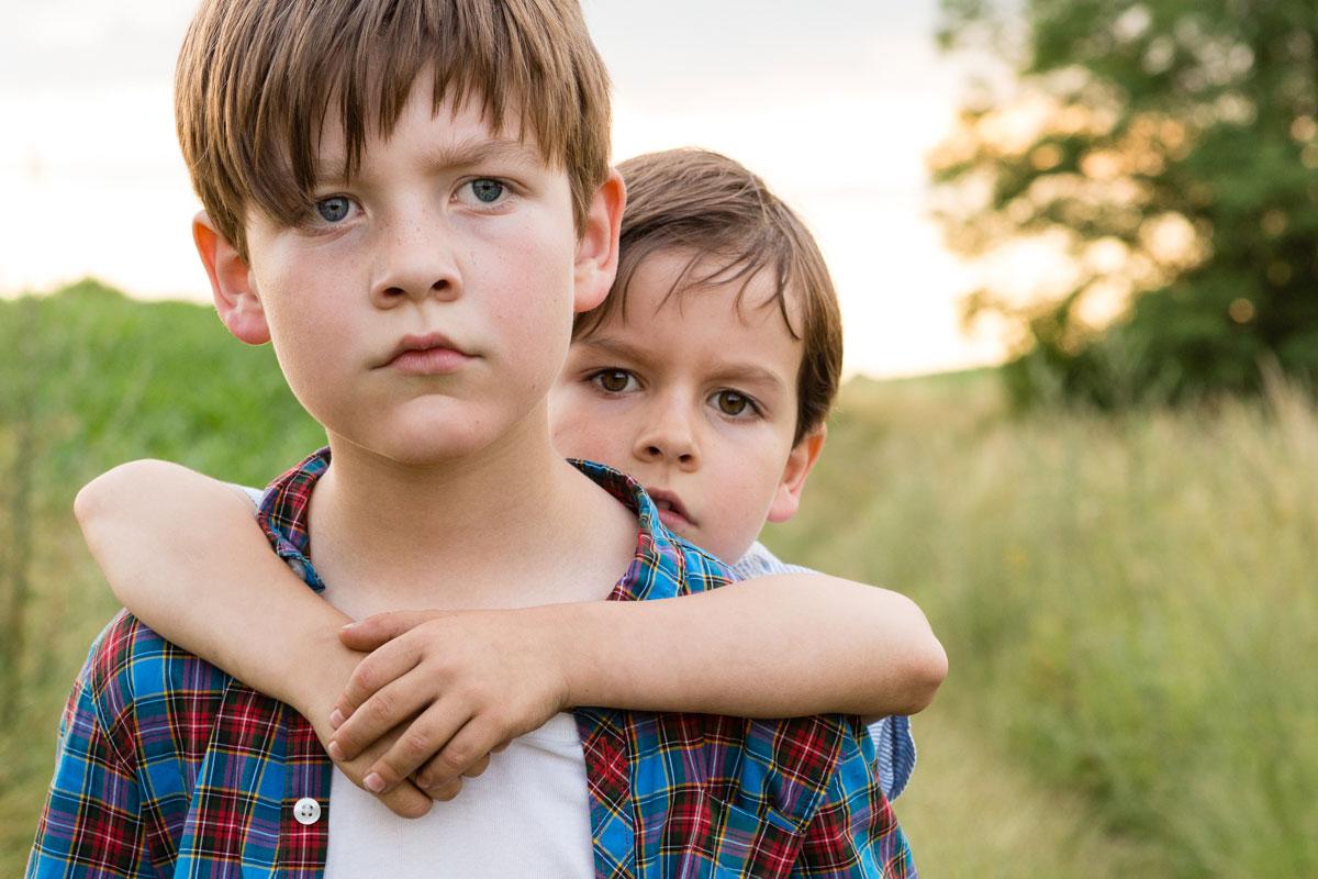 Stockfotografie Bildproduktion Landleben Kinder