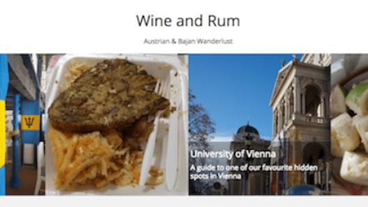 Wine & Rum