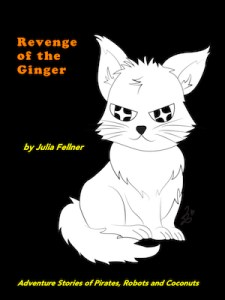 Revenge of the Ginger and other free stories
