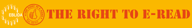 Banner The right to e-read