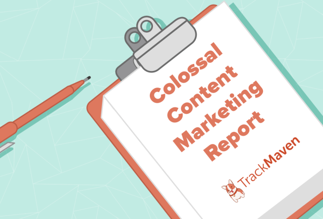 Colossal Content Marketing Report