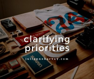 clarifyingpriorities