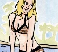 Pyridine-bikini