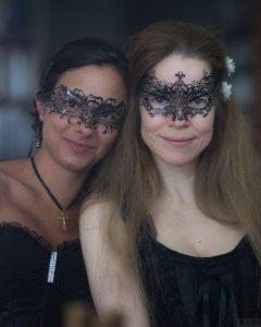 Julie et Clarissa