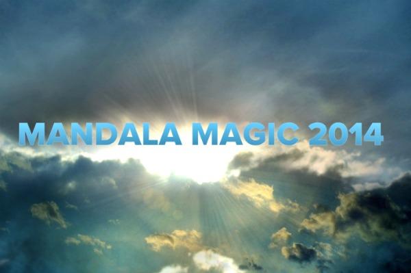 Mandala Monday : Making Magical Movies