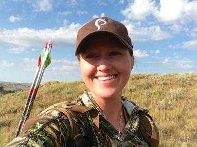 Archery solo elk hunt
