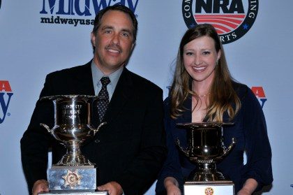 NRA Bianchi Cup - Bruce Piatt & Julie