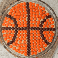 Pick and Roll Peanut Butter Dip