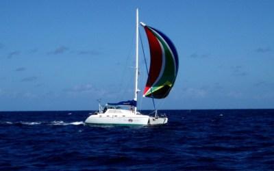 A new sailing circumnavigation
