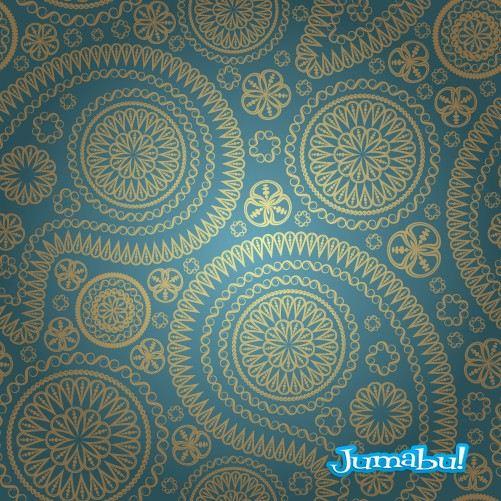 vectorizados vectoriales Vectores ornamentos ornamentales fondos empapelados decorativos backgrounds arabescos