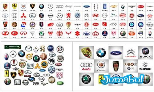Logos De Marcas De Autom 243 Viles En Vectores Jumabu