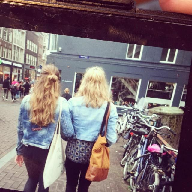 I LOVE YOU! bestfriend best loveher amsterdam twins fashionista matchinghellip