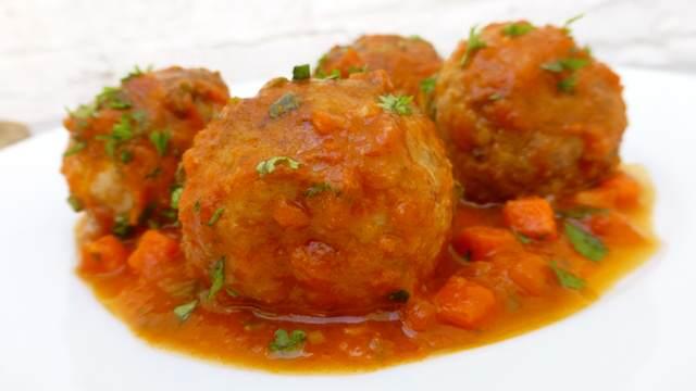 Meatballs In Tomato Sauce Recipe, a classic prepared my style!