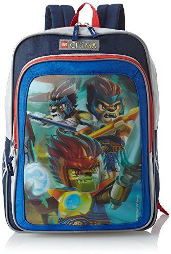 Amazon Deal on LEGO Legends of Chima Big Boys' Legends Backpack, Multi -- $8.46 (reg. $25.00) jungledealsblog.com