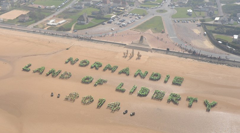 Normandie Land of Liberty