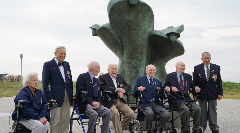 The Group and Statue