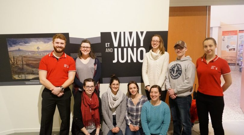 Vimy Guides 24.02.2017
