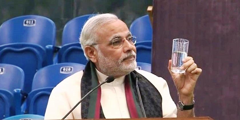 Modi-water
