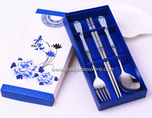 Blue Spoon Sets
