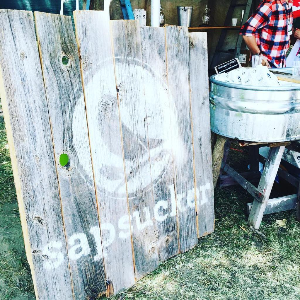 One of my fave discoveries at tasteoftoronto was sapsuckerh2o hellip