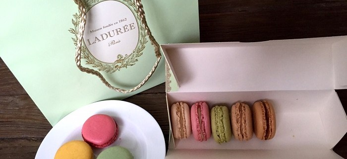 Guest Post: The Opening of the First Ladurée in Canada