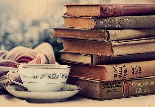 declutter challenge- books