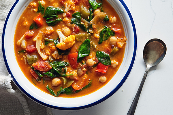 Slow Cooker Vegan Stew
