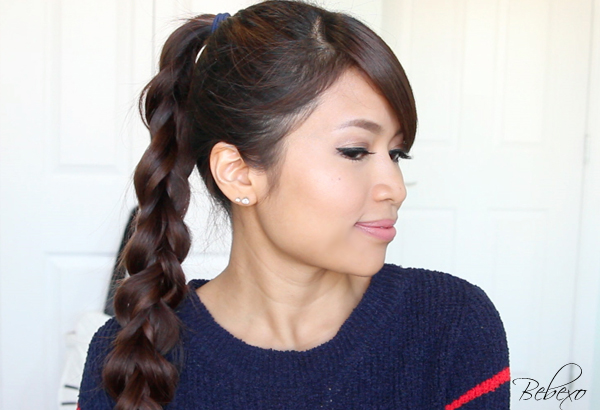 How to: 2-Strand Braid