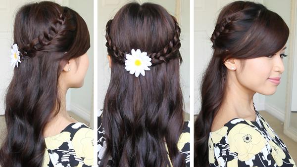 crochet loop braid hairstyle