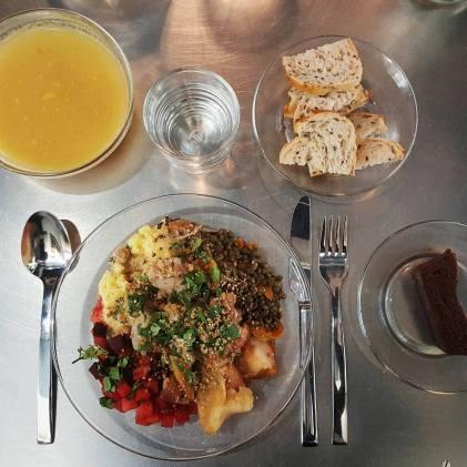 Le Grand Breguet : sain & délicieu