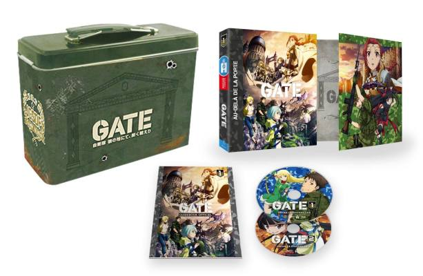 gate packaging