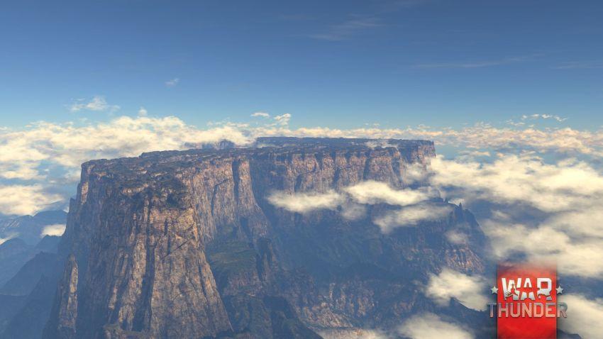 6000m altitude