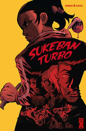 501 Sukeban Turbo .indd