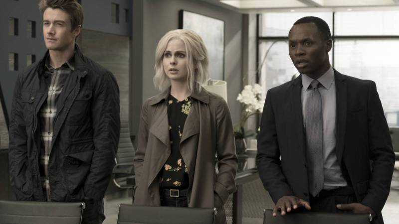 iZombie S03E01 → Heaven Just Got a Little Smoother