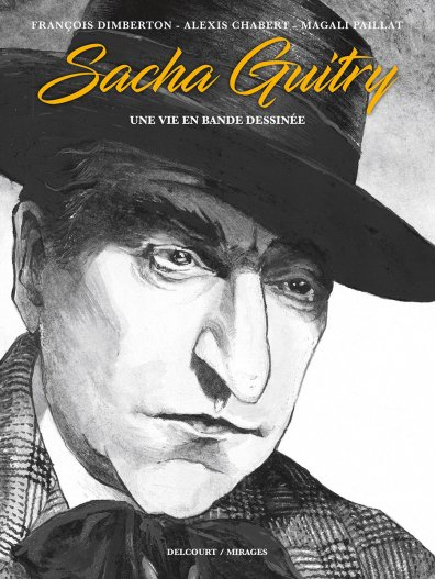 Sacha Guitry BD