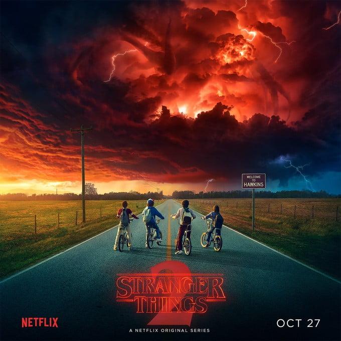La saison 2 a enfin sa date de diffusion — Stranger Things