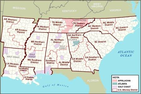 southeast us region map memes