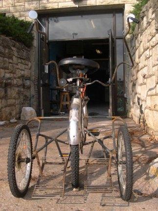 Welded bike parts - 2004