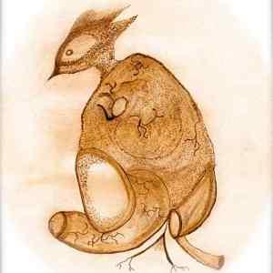 IMAGINED ANATOMY OF A BIRD (1)