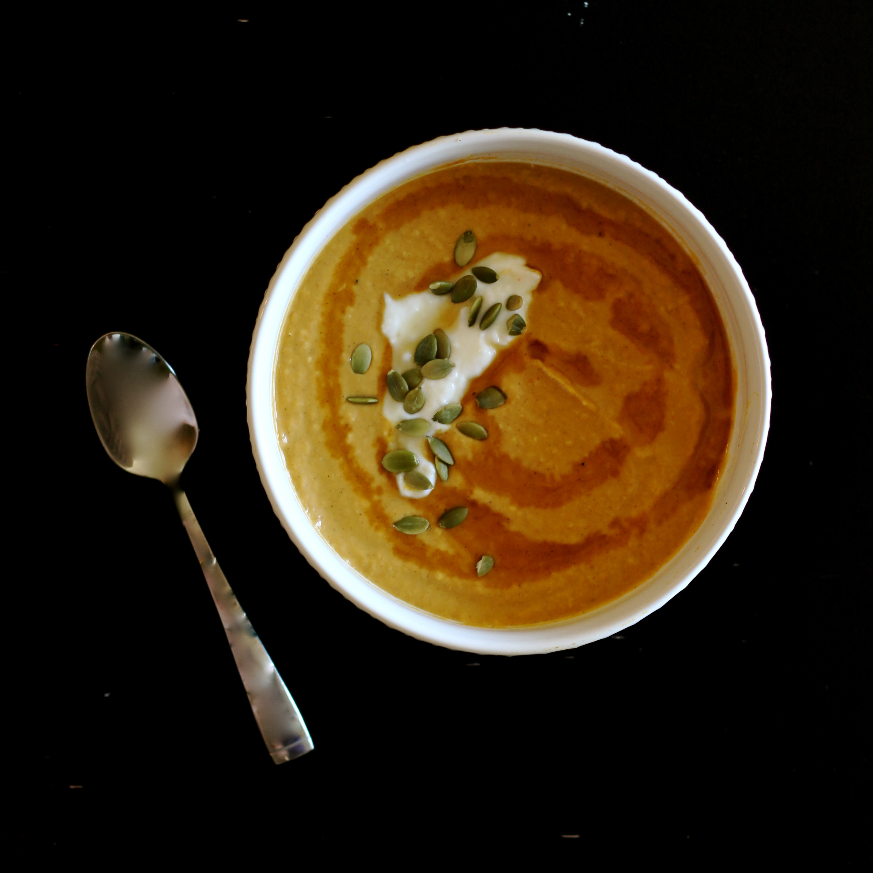 Hearty, Healthy Pumpkin Soup