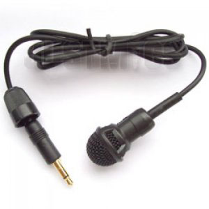 TOA Replacement Microphone for WM 370  WM 3310 and WM 4310  100012769A