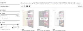 jumia hot 2 sold out