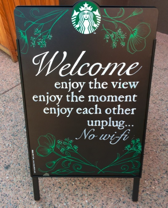 "The ""Reverse Latte Factor"""